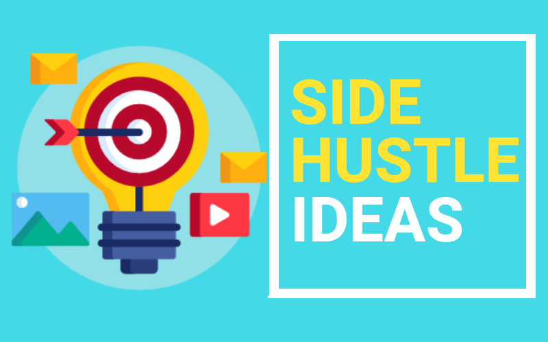Top 10 Digital Side Hustle Anyone can Start from home.